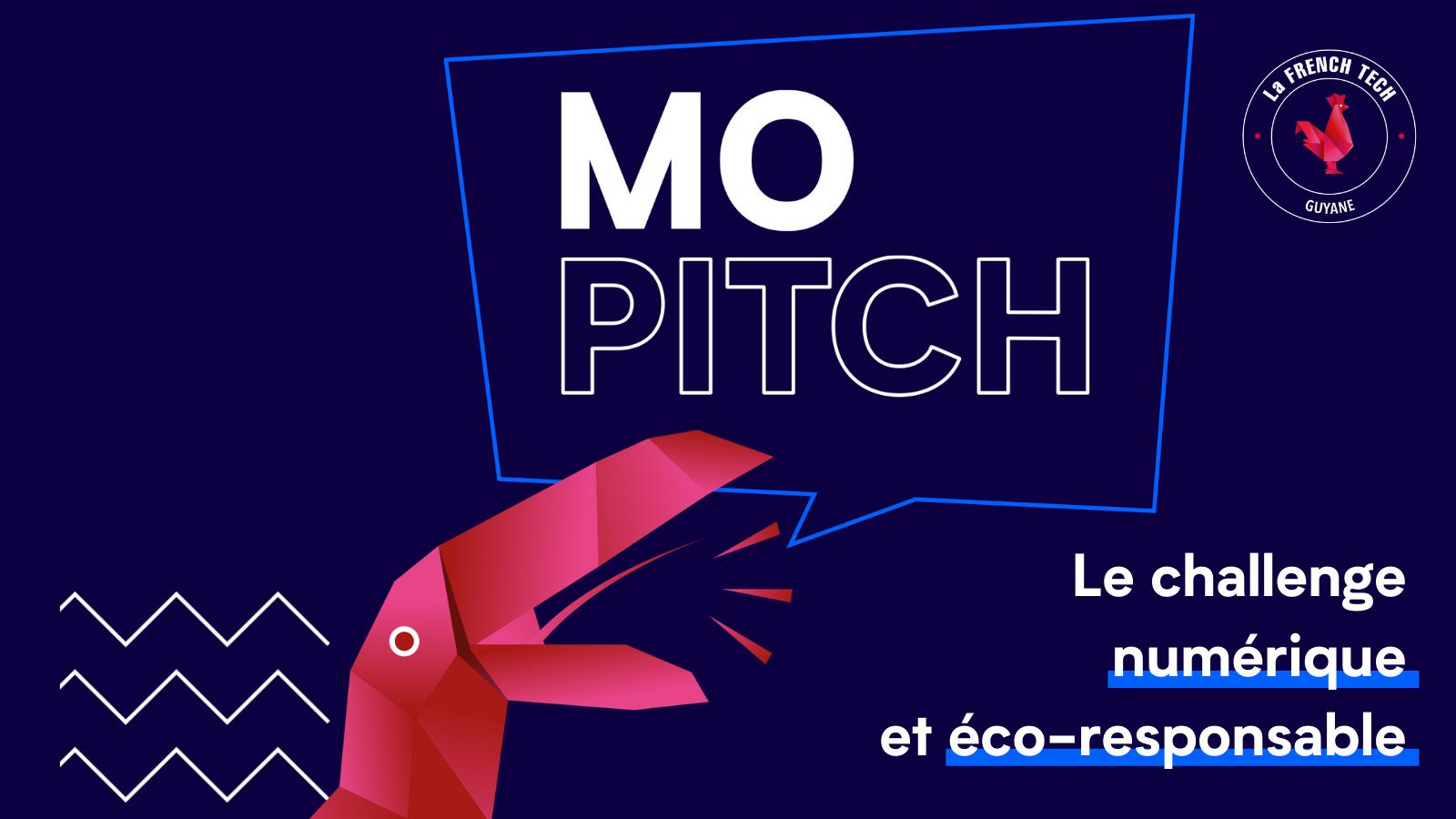 MO PITCH - Site web